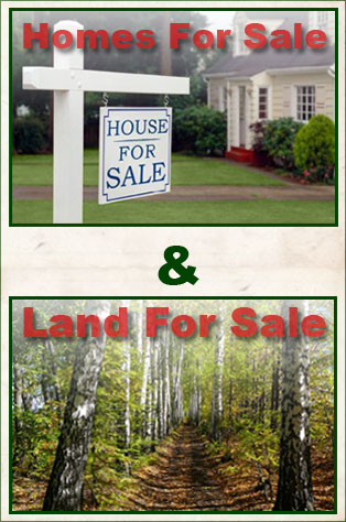 Hixon Realty Company Homes and Land For Sale