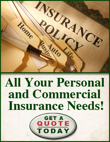 All Your Personal and Commercial Insurance Needs